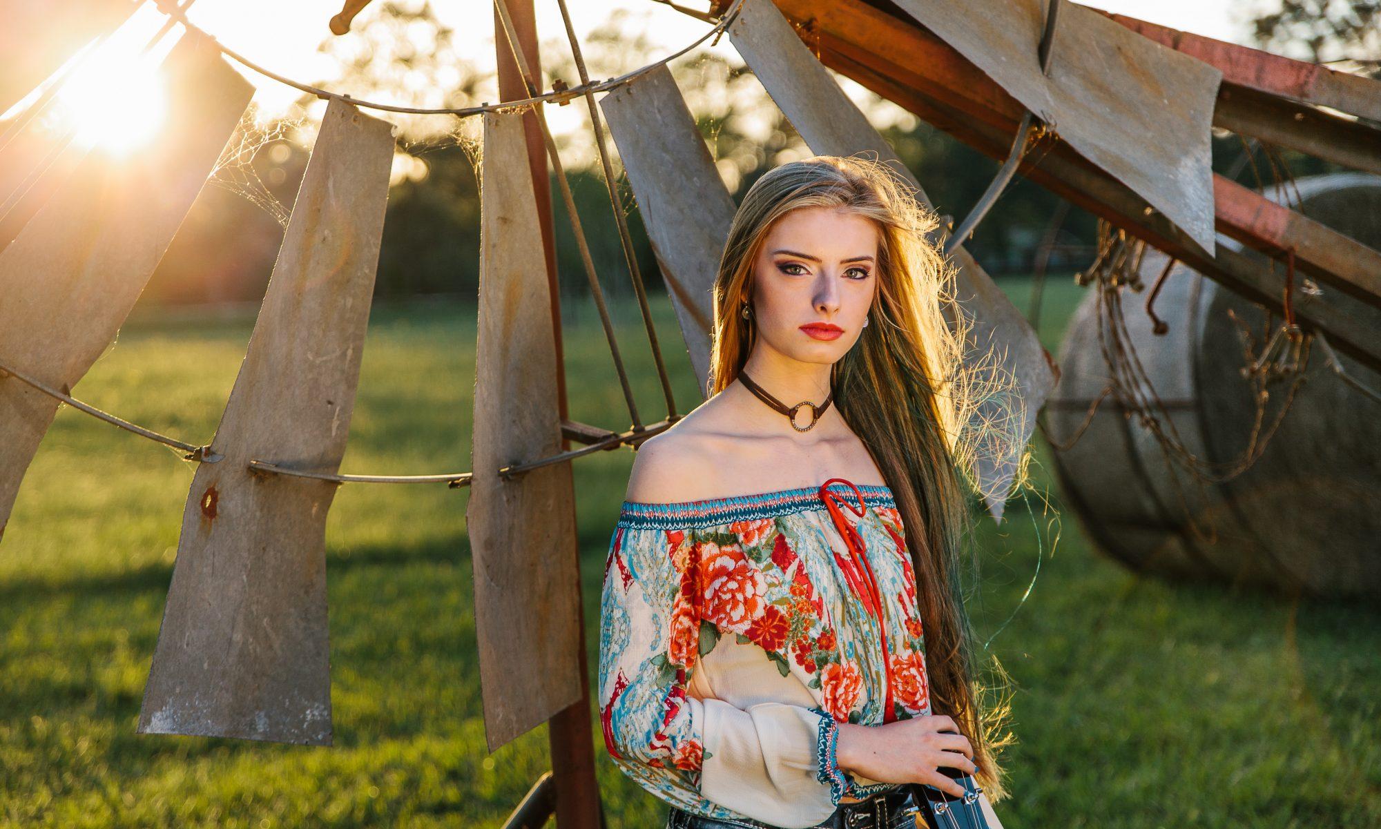 Country Artist Sierra Bernal
